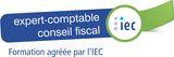 logo - IEC - formation agréée