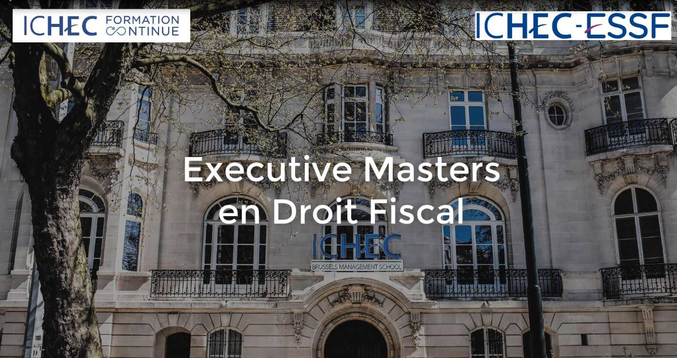 Programme Executive Masters - Fiscalité