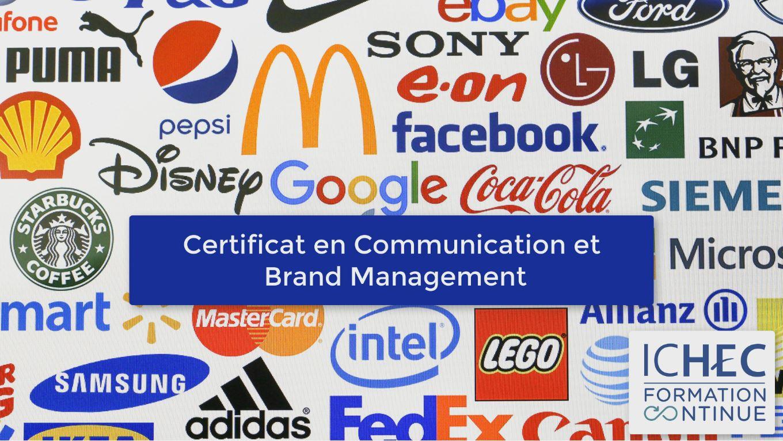 Nouveau Certificat en Communication et Brand Management